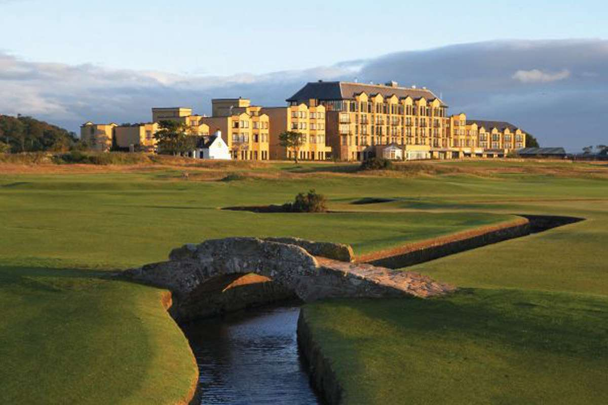 The Old Course Hotel and Spa